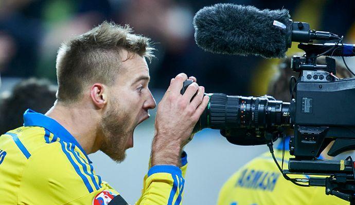 Real Madrid, si accelera per Yarmolenko