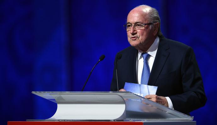 Blatter: 'Sono vittima di una cospirazione'