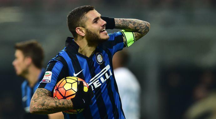 Inter, Icardi torna in gruppo e mette l'Atalanta nel mirino: obiettivo 100 gol