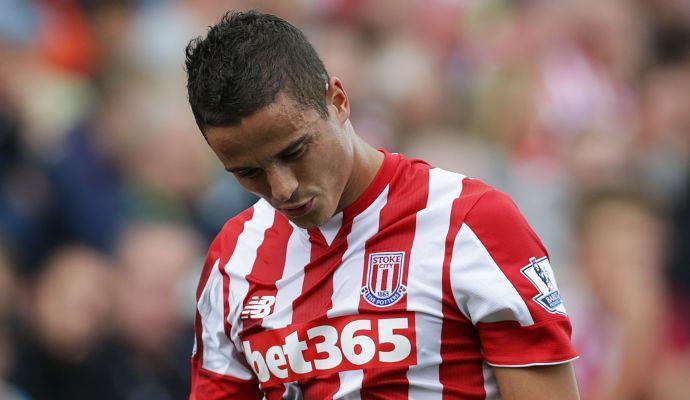 Stoke City: Afellay fuori 8 mesi