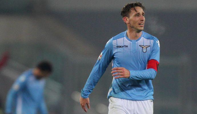 Lazio, Biglia vuole l'addio