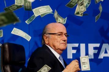 Blatter Fifa Dollari