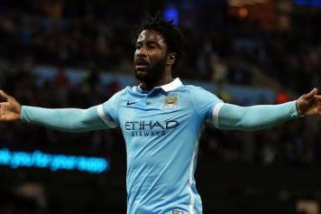 Bony Manchester City