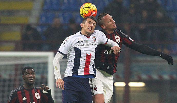 Serie B, cade il Crotone a Cesena: decide l'ex Ciano