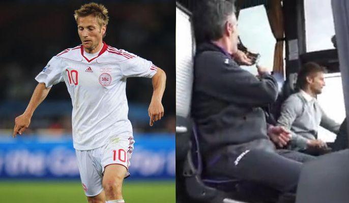 Che fine ha fatto? Jorgensen: ex Udinese e Fiorentina, oggi guida il pullman