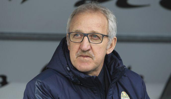 Verona, Delneri: 'La Serie B ormai è una realtà'