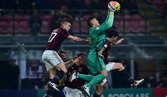 Verona, Gollini: 'Voglio un club che giochi la Champions'