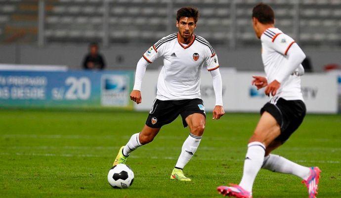 Juve, senti André Gomes: 'A Valencia mi sento felice'