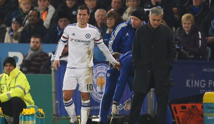 Chelsea, Hazard: 'Tifiamo Leicester'