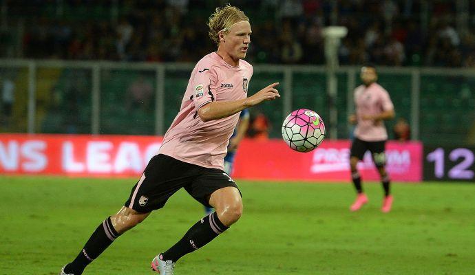 Palermo-Udinese 4-1: il tabellino
