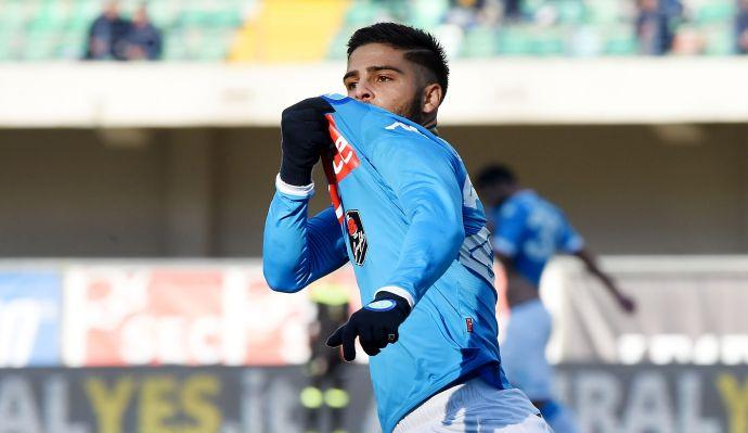 Verso Inter-Napoli: la squadra di Sarri regina in tiri e passaggi riusciti di tutta la Serie A