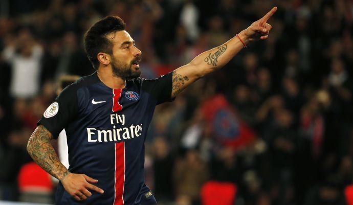 Duelli Inter-Juve: da Lavezzi a Rabiot