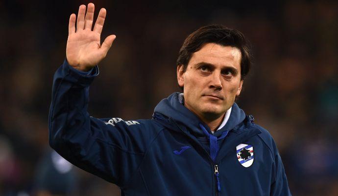 Tavecchio alla caccia di Montella per la Nazionale, ma rimarrà alla Sampdoria