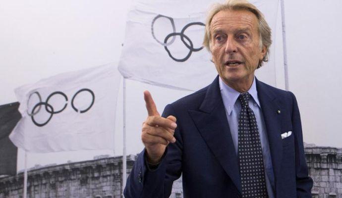 Montezemolo: 'La Juve vincerà la Champions prima che la Ferrari vinca il Mondiale'