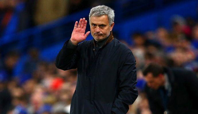 Mourinho: 'Il progetto ora è di Mancini'