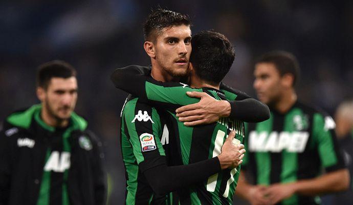 Sassuolo, Pellegrini: 'Voglio restare. Roma? Ha il diritto di recompra'