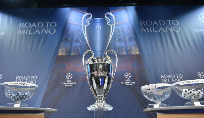 Champions League, svelato l'esito del sorteggio?