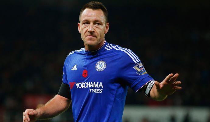 Chelsea, Terry: 'Giocherò per altri tre anni'