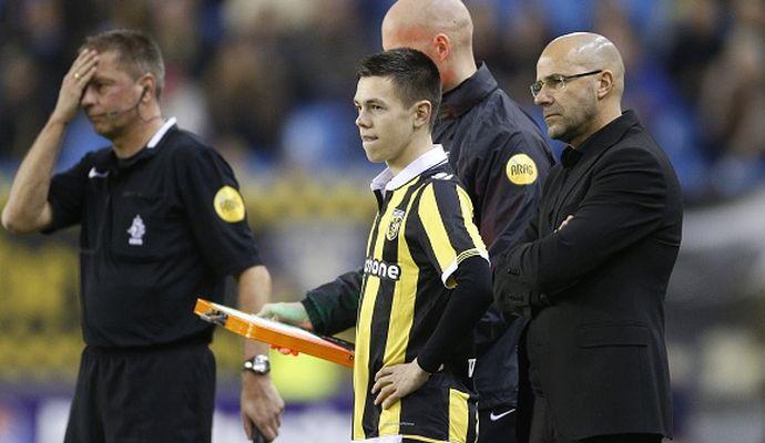 Vitesse: ecco chi è van Bergen, il più giovane esordiente della storia del campionato olandese