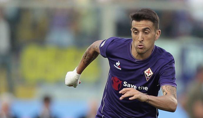 Fiorentina, un centrocampista in dubbio per la Juve