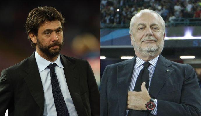 I sospetti di Lega e Juve: pressioni del Napoli sulla Asl per isolare la squadra
