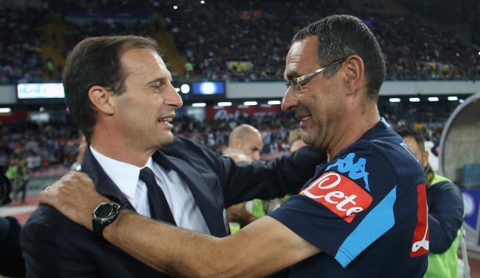Napoli-Juve è già sfida scudetto!