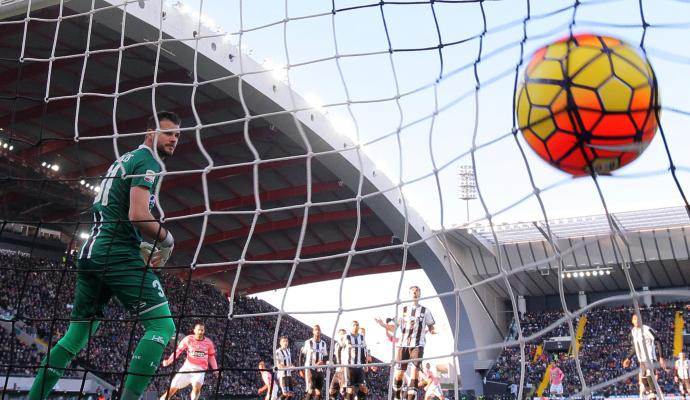 Udinese, Karnezis: 'Salvezza nelle nostre mani'