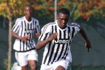 Kean, Juventus