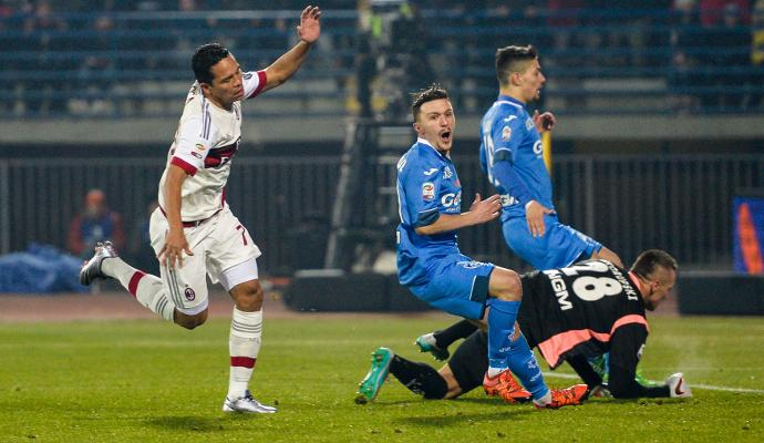 Empoli-Milan 2-2: GOL E HIGHLIGHTS