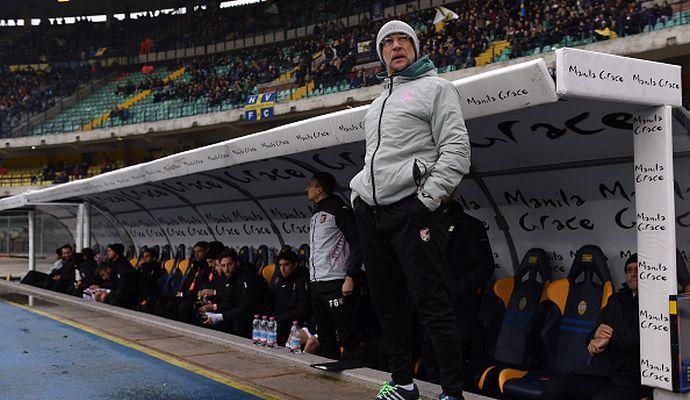 Palermo, Ballardini: 'Tutto dipende da noi. Gilardino? È un campione'