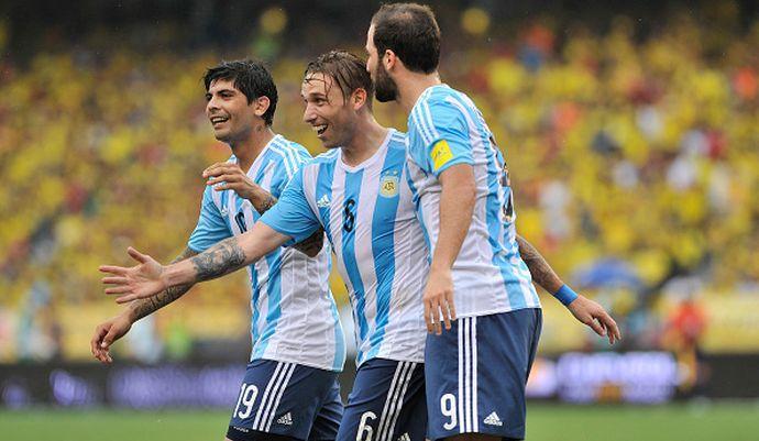 Uruguay-Argentina: Sampaoli lancia Biglia dal 1'