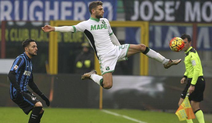 L'Inter vuole soffiare Berardi alla Juve