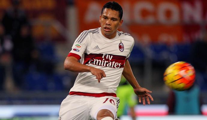 Milan, Bacca in gol al primo tiro: è l'ottava volta