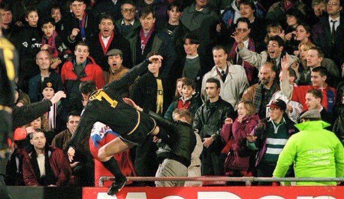 King fu Cantona!