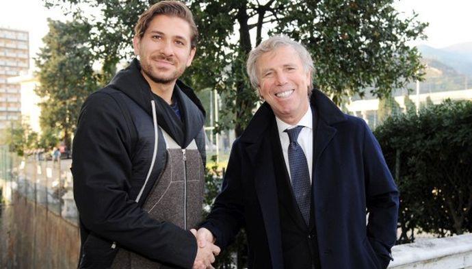 UFFICIALE Cerci firma per il Genoa