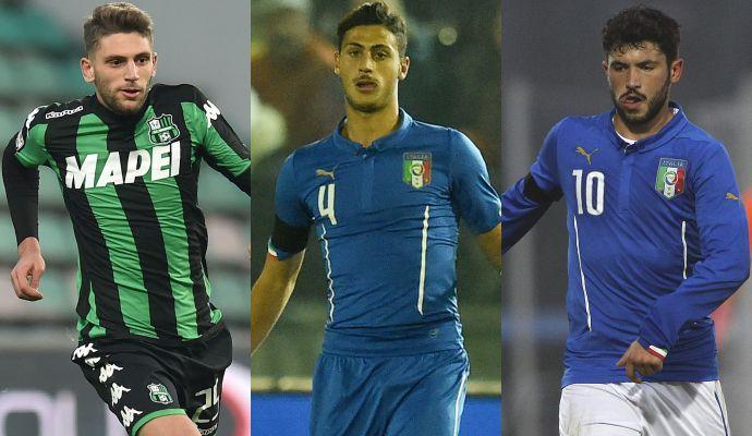 La gioventù della Juventus: da Dybala a Berardi e Sensi, i talenti per rivincere