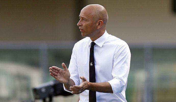 Novara, Corini: 'Grande prestazione, Frosinone la migliore in B. Contento di Montipò'
