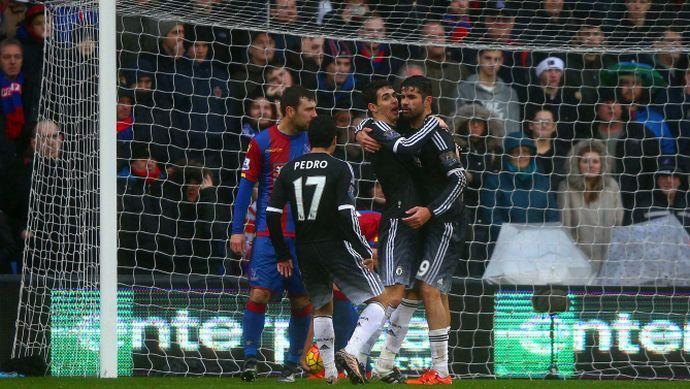Premier: prima vittoria per il Chelsea di Hiddink. Everton-Tottenham 1-1