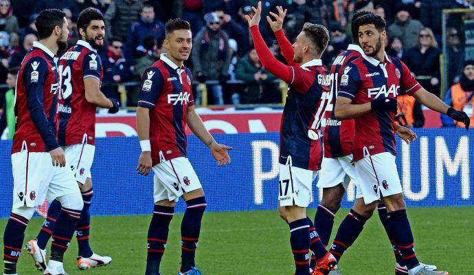 Giaccherini: 'Voglio chiudere la carriera a Bologna'