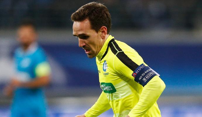 Napoli, interessa un centrocampista belga