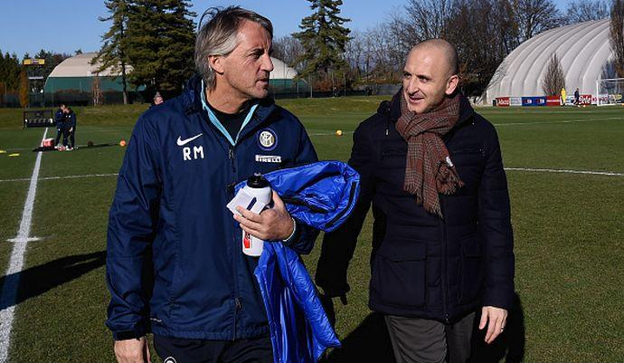 Inter, Ausilio: 'Icardi e Mancini restano'