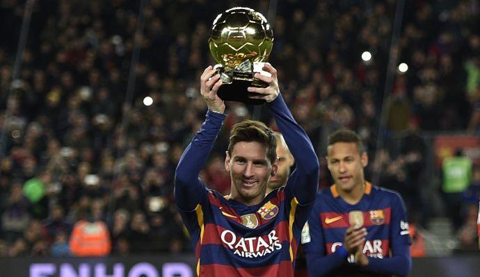 Che senso ha il Pallone d'Oro a Messi?