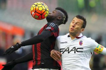 Niang Milan Bologna stop