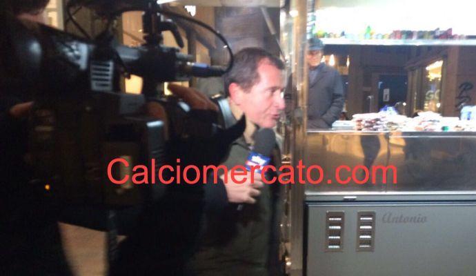 Sampdoria, Osti: 'Era quello che volevo. Caffè con Spinelli? Si parla di giocatori'
