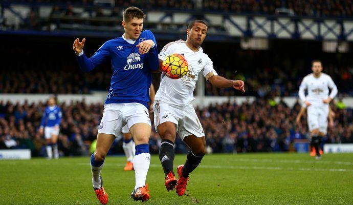 Premier, Everton-Swansea 1-2: buona la prima di Guidolin