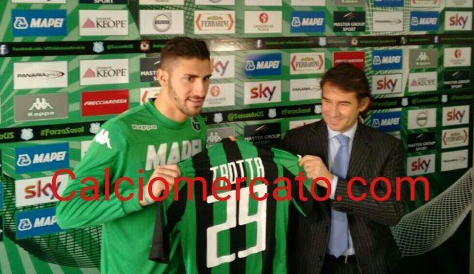 Trotta al 1° gol in A: 'Vogliamo superare il Milan'