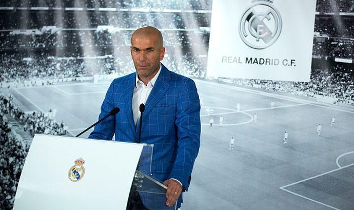 Real Madrid, Zidane: 'Futuro? Ho un contratto, ma non vuol dire nulla'