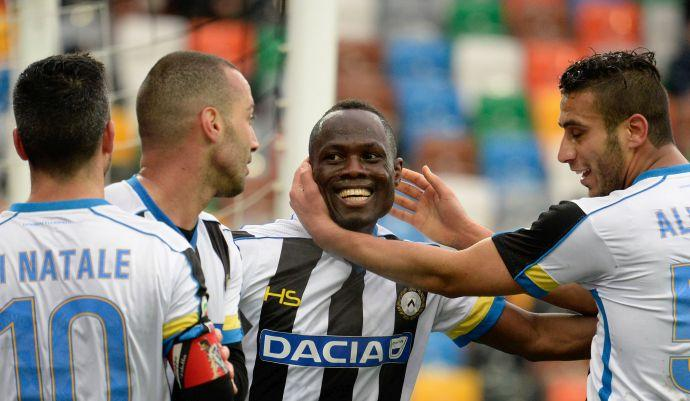 Udinese: Armero ai box, Badu da valutare