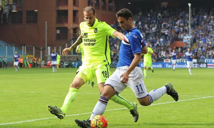 Spal, arriva un attaccante dalla Sampdoria
