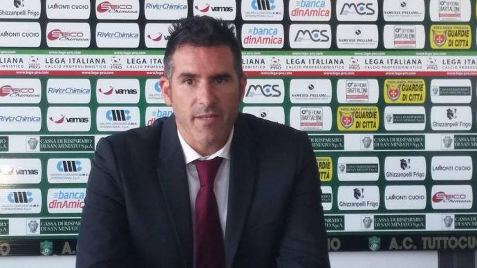 Messina, Lucarelli annuncia su Twitter: 'E fatta!'